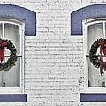 Christmas Wreaths  by Chris Berry