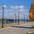 Christopher S. Bond Bridge by Alan Hutchins