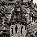 Christs Church - Dublin Ireland by Bill Cannon