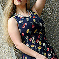 Christy Blue Minidress-40-2 by Gary Gingrich Galleries
