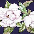 Christy's Wedding Magnolia by Carol Lindquist
