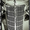 Chrome Grill by Perry Webster