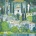 Chruch In Cassone by Celestial Images
