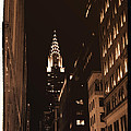 Chrysler Building by Donna Blackhall