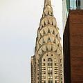 Chrysler Building by John Schneider