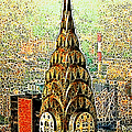Chrysler Building New York City 20130503 by Wingsdomain Art and Photography