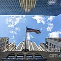 Chrysler Building Reflections Horizontal by Nishanth Gopinathan