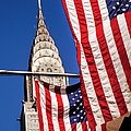 Chrysler Flags by Brian Jannsen