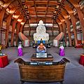 Chuang Yen Buddhist Monastery by Susan Candelario