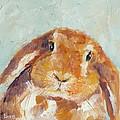 Chubby Bunny by Saundra Lane Galloway