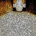 Chubby Cross 2 by Bruce Iorio