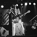 Chuck Berry At The North Sea Jazz Festival 1987 by Wim VanZon