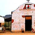 Southwest Chuck Wagon Church In Arizona   by Tap On Photo