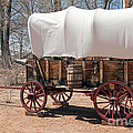 Chuck Wagon Pipe Spring National Monument by Fred Stearns