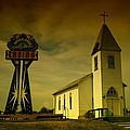 Church And Casino Those Two Angels  by Jeff Swan