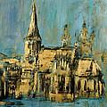 Church by Arturas Slapsys