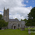 Church Avebury Uk 2 by Robert Talbot