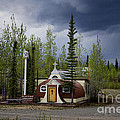 Church Beaver Creek Yukon by David Arment