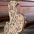 Church Benches by Frank Gaertner