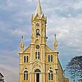 Church, Brazil by David Davis