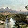 Church: Cotopaxi, 1857 by Granger