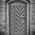 Church Door 02 by Antony McAulay