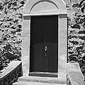 Church Door Hawaii by John Holfinger