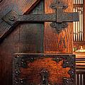 Church Door by Jill Battaglia