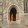 Church Entrance by Martin Masterson