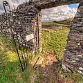 Church Gate by Adrian Evans