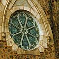 Church Glass by Alice Gipson