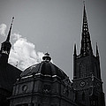 Church I by Ramon Martinez