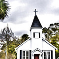 Church In A Small Town by Linda Blair