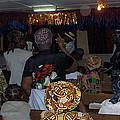 Church In Nigeria by Amy Hosp