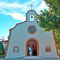 Church In San Carlos-sonora by Ruth Hager
