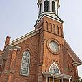 Church In Sprague Washington 3 by Cathy Anderson