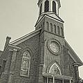 Church In Sprague Washington 4 by Cathy Anderson