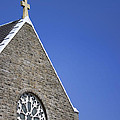 Church In Tacoma Washington 2 by Cathy Anderson