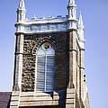 Church In Tacoma Washington 6 by Cathy Anderson