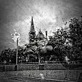 Church In The Rain by H James Hoff