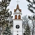 Church In The Woods by Paul Freidlund