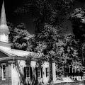 Church In The Woods by Skip Willits