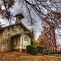 Church Of Autumn by Traci Law