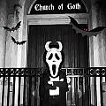 Church Of Goth by John Malone