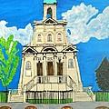 Church Of Holy Saint .danforth by Lisa Faiz