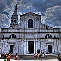 Church Of St. Euphemia by Mladen Maricic