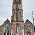 Church Of St Lawrence In Rotterdam by Artur Bogacki