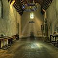 Church Of St Seiriol by Ian Mitchell