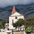 Church Of St.mark Makarska by David Fowler