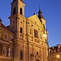 Church Of The Holy Spirit In Warsaw by Artur Bogacki